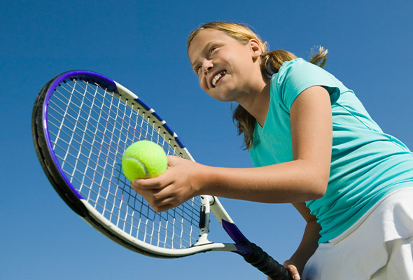 tennis sport equipment supplier