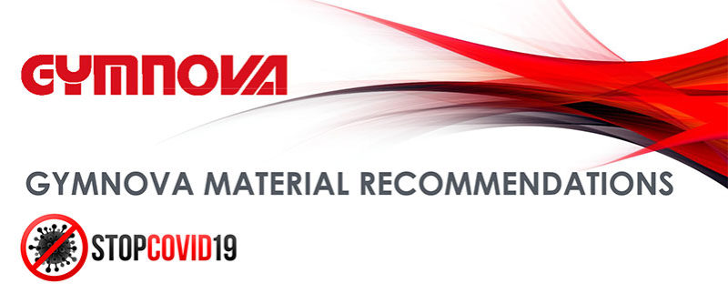 material recommendations covid-19
